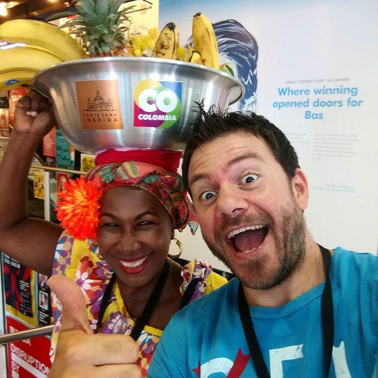 Γεια!!! #CartagenaInspira Αν παρουμε πολλα like θα παμε ταξιδι #colombia!! (Μπειτε στο instagram για να κανετε like!! Ευχαριστούμε!! #Travel #explore #cannes #canneslions #happytraveller #happytraveler