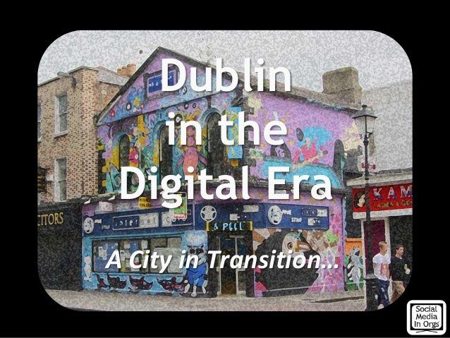 Using images from a recent trip to Dublin, Ireland, this photo essay offers examples of how the city and its residents are moving forward into the Digital Era, while simultaneously clinging to remnants of a paper-based way of life. Dublin is fairly typical of most cities – especially those in countries outside the United States, where physical books and newspapers are still highly valued and heavily used. -csh (Sept 2012)