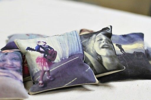 Photo Throw Pillows