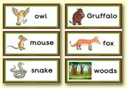 The Gruffalo Book Resources - Tons of fabulous resources!!