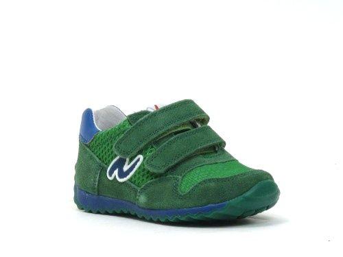 Naturino Klittenbandschoen groen