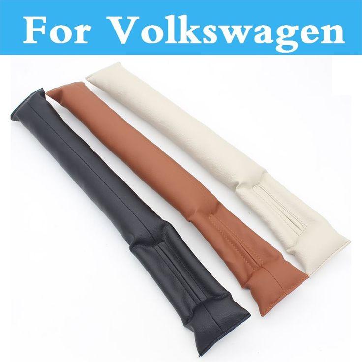 Car Seat Gap Pad Leak Proof Plate Plug Seat Leak Cover For Volkswagen Golf Gti Golf Plus Golf R Beetle Bora Eos Fox #Affiliate