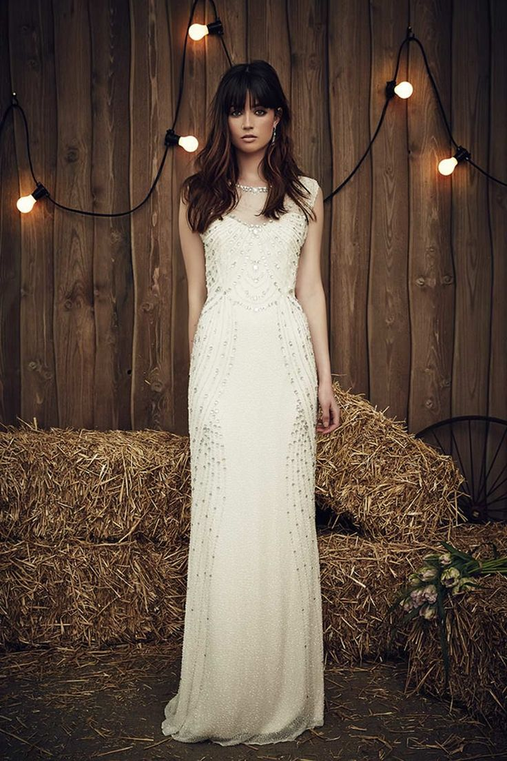 """Jenny Packham """"Betsy""""  :: Available in Australia exclusively at Helen Rodrigues, Sydney +61 2 9904 5700"""