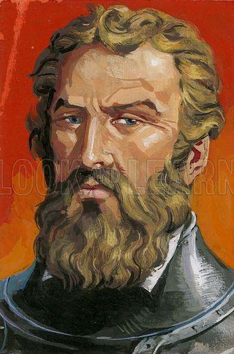 Giovanni Da Verrazzano History Images Historical Figures Digital Image