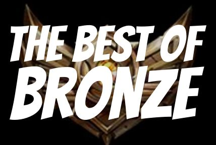 The best of Bronze cover photo.