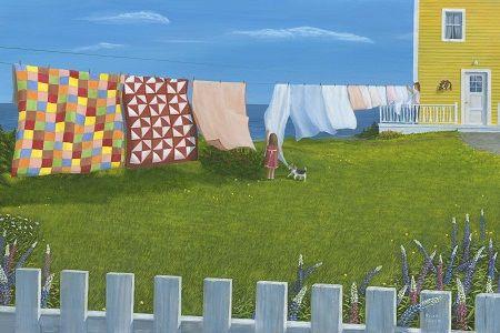Newfoundland Art - Bruce Pilgrim