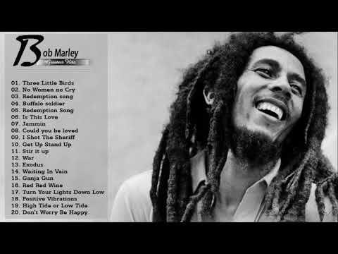 Bob Marley Top Reggae Songs | The Best of Bob Marley 2017 - YouTube