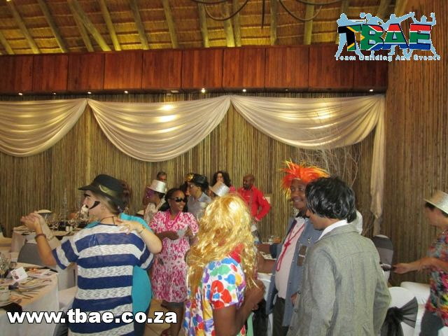 South African Reserve Bank Murder Mystery Team Building Pretoria