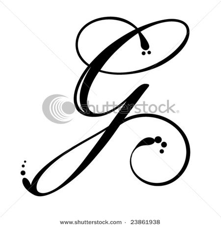 I love this font. Maybe a hand painted monogram in Baby Girl's room.