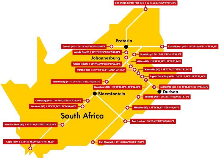 Roadside Wellness Clinic Locations