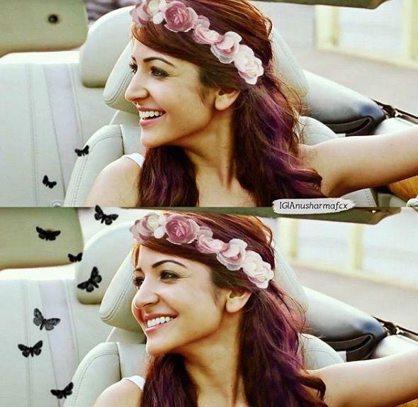 Cute Anushka Sharma