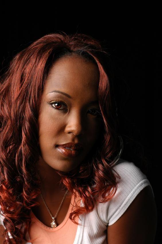 Dark Skin Black Women Hair Color | Hair | Pinterest
