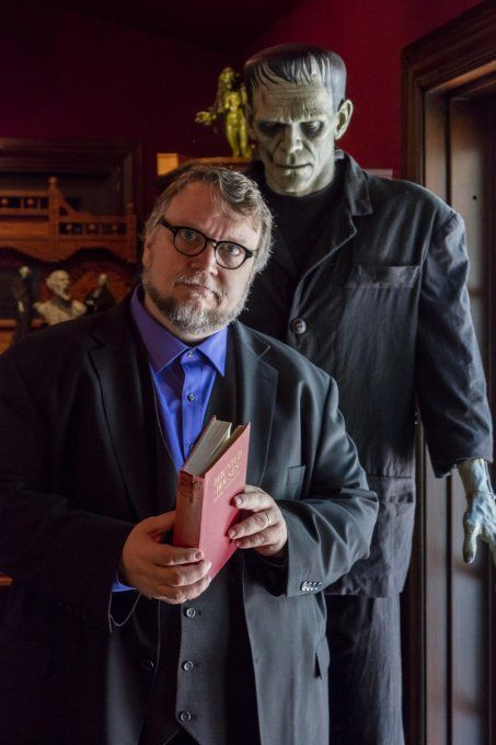 Guillermo del Toro: At Home with Monsters   LACMA (CLOSED WEDNESDAYS!!!)