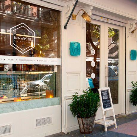 Fonty Madrid, pastelería francesa de alta gama