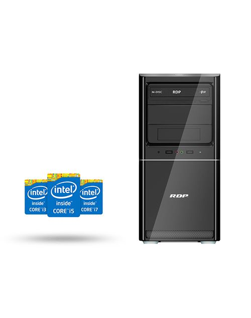 "Buy RDP Desktop D-700 (Intel Core i3 /4GB RAM /500GB HDD /19.5"")"