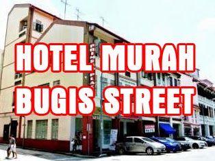 Hotel murah di dekat Bugis Street ini merupakan ulasan khusus oleh Hotelspore mengenai 6 hotel yang lokasinya sangat dekat dengan Bugis Street, yang merupakan kawasan belanja murah di Singapore. 6 hotel tersebut dipilih dengan pertimbangan utamanya adalah tarif hotel serta jaraknya ke Bugis Street. Selain itu juga dipertimbangkan tingkat kenyamanannya bagi para tamu.
