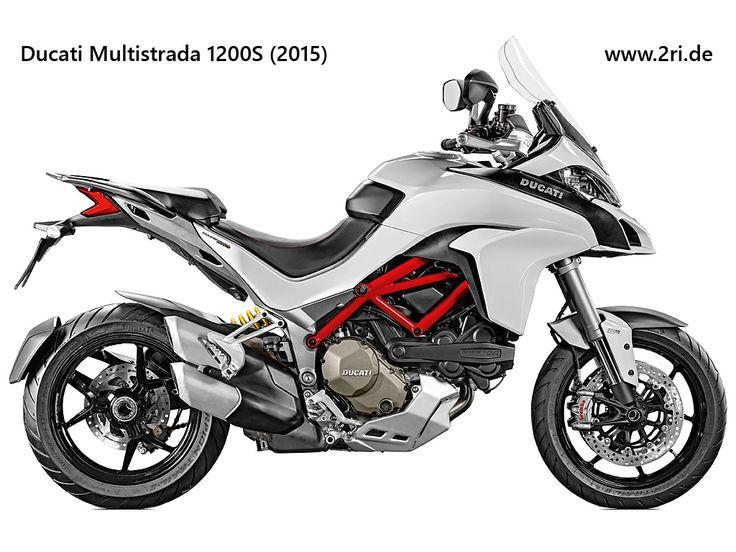 Ducati Multistrada 1200S (2015)