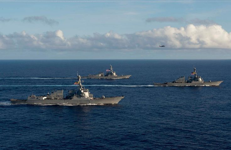 Potong Birokrasi, US Navy Gunakan Pusat Komando di AS Untuk Awasi Laut Cina Selatan | http://www.hobbymiliter.com/4626/potong-birokrasi-us-navy-gunakan-pusat-komando-di-untuk-awasi-laut-cina-selatan/