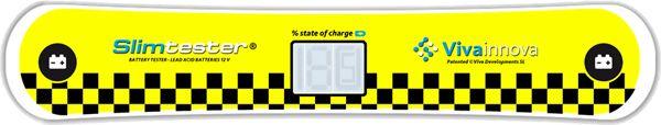 Presentamos nuestro medidor de voltaje para baterías de auto, moto, lancha y todo equipo que lleve baterías de 12V.