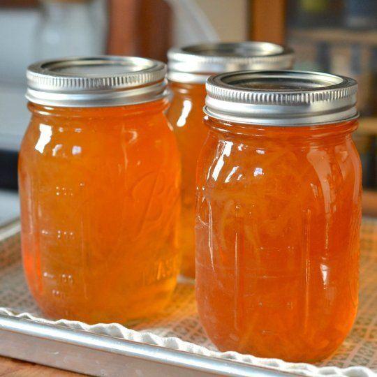 Winter #Recipe: White Grapefruit & Elderflower Marmalade