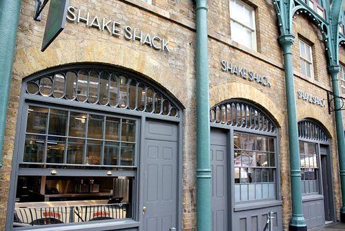 Shake Shack Covent Garden, London