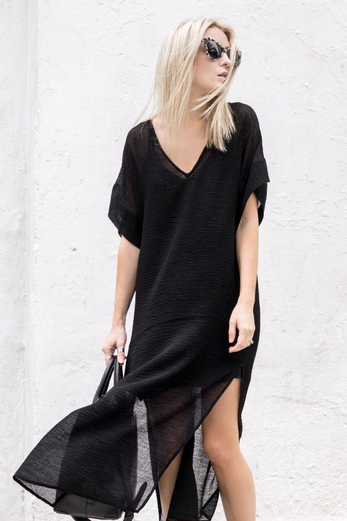 All Black Clothing | @mandyblac