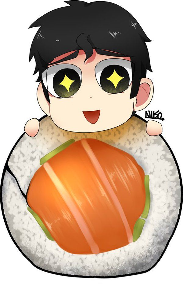 Nicolás, Holyfuuu #Sushi #Jaidefinichon #GOTH   Niko