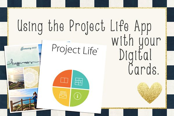 Using the Project Life App with your Digital Cards and remember, you can print your layouts at Photo Express! 604-463-3654 http://photoexpressions.fotodepot.ca/