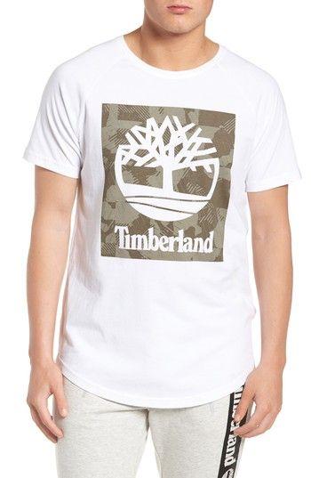 ff733bdcf80d47 TIMBERLAND CAMO LOGO T-SHIRT. #timberland #cloth # | Timberland Men ...