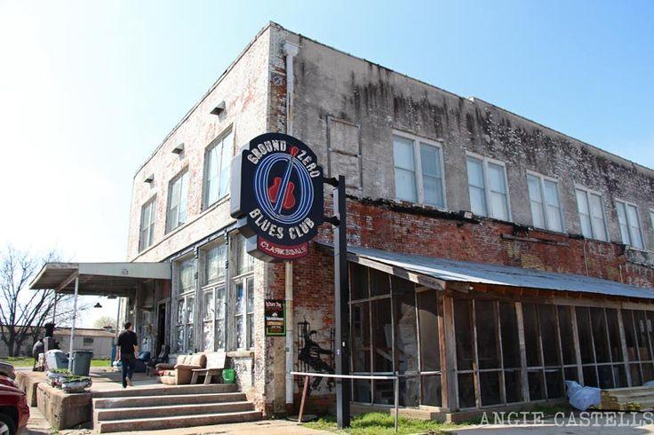 Clarksdale (Mississippi) entre blues y campos de algodón