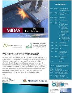 Reminder: Midas Paints Tygervalley Waterproofing Workshop, Thursday 23 June, Northlink College. For more: http://midaspaintstygervalley.co.za/waterproofing-workshop/