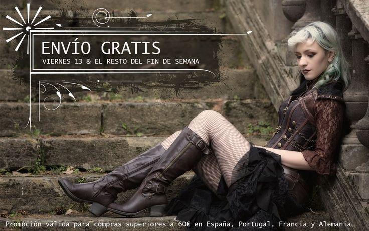 #Viernes13 #EnvioGratis