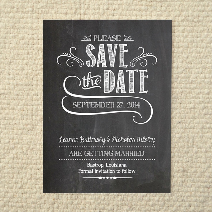 Save Date Cards Snapfish