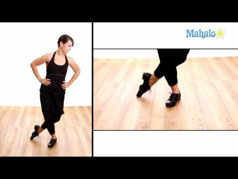 How to Tap Dance: Advanced Combination - YouTube