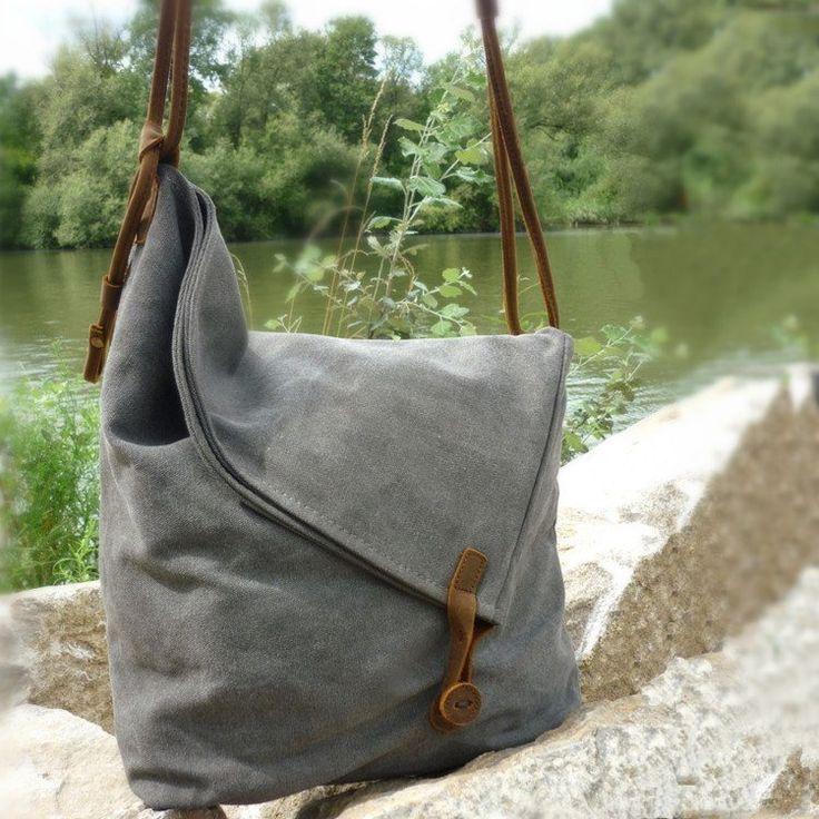 Bag - Women Canvas Shoulder Bag