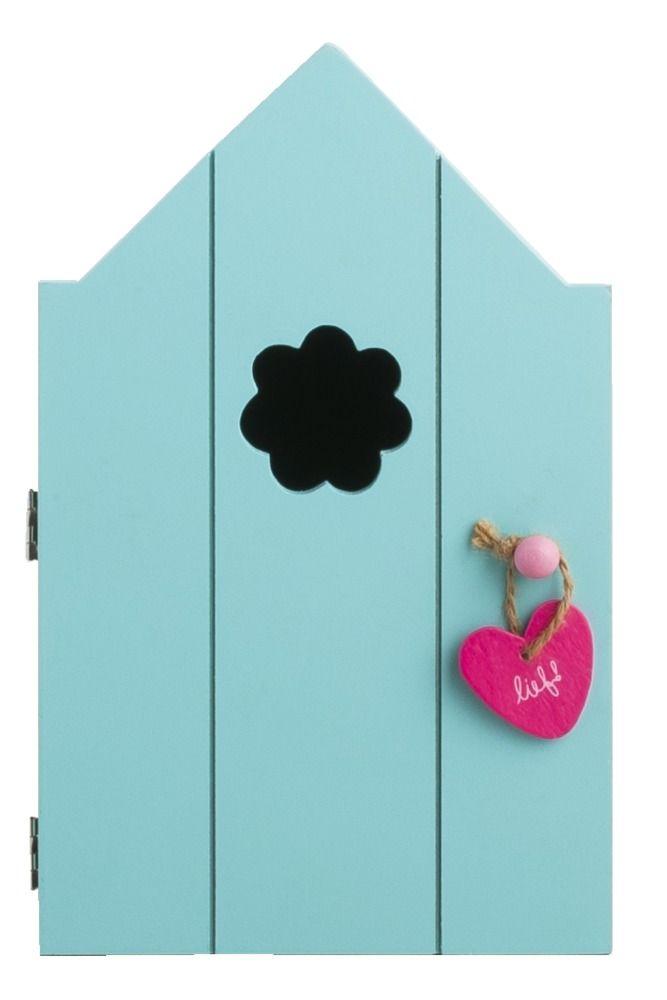 Vogelhuisje Floor van lief! lifestyle: leuke decoratie voor de meisjeskamer. Verkrijgbaar in meerdere kleuren