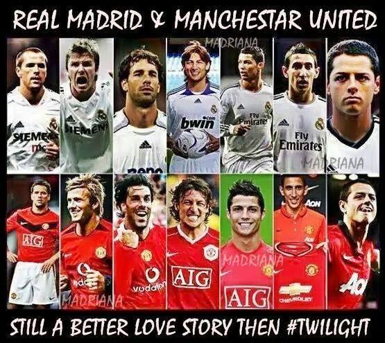 united and madrid