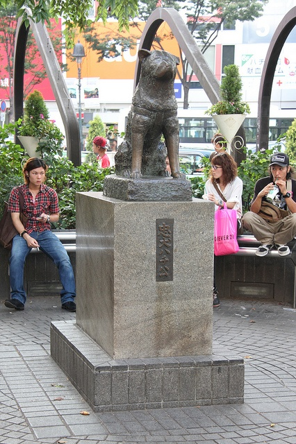 Hachiko...the only reason I know this exists is from playing the World Ends With You