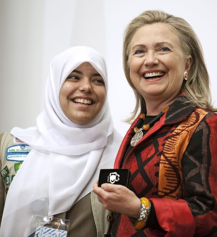 65 Reasons to Love Hillary Clinton : Huffington Post.