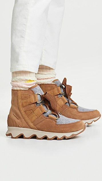 4cac65c8f7 Sorel Kinetic Short Lace Up Booties | 15% off 1st app order use code:  15FORYOU