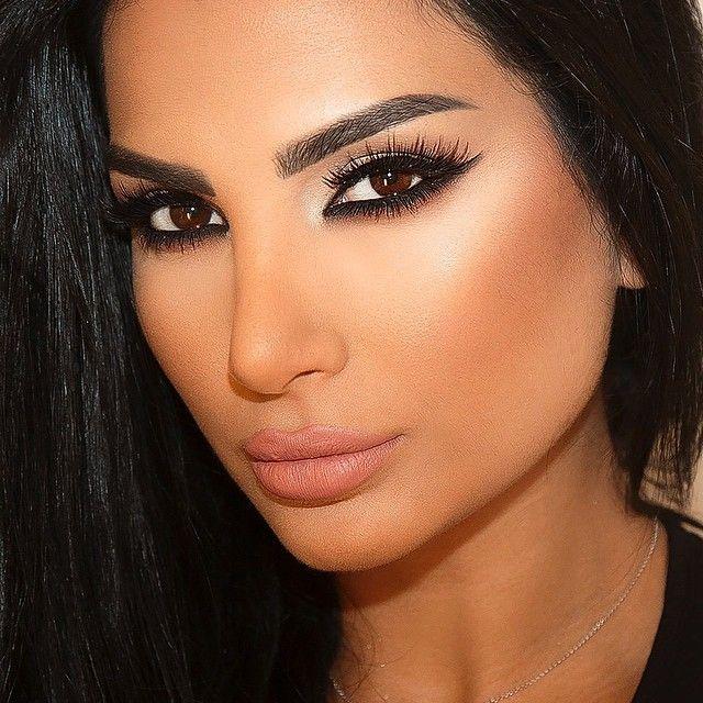 17 besten Samer Khouzami Make Up Bilder auf Pinterest ...