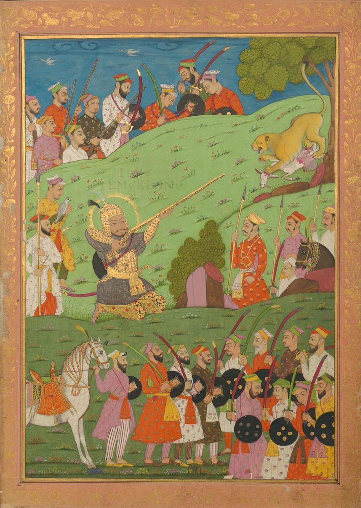 Tamerlane (Timur), Timurid Empire