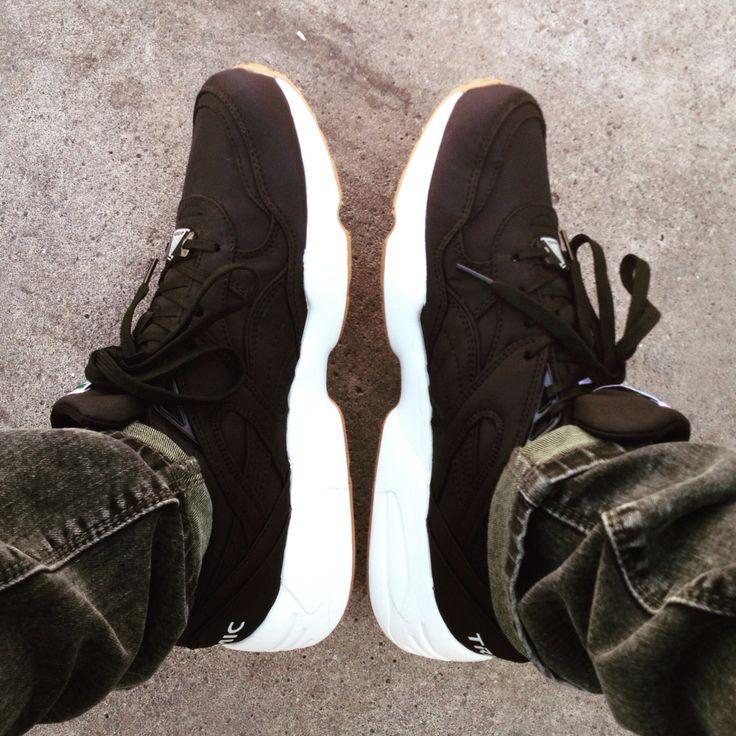 13' Otras integrantes que se suman a la Fam ✨ #puma #trinomic #R698 #black #blackstyle #sneakerfreaker #sneakerhead #love