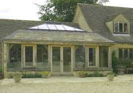 oak extension with lantern roof - Google Search