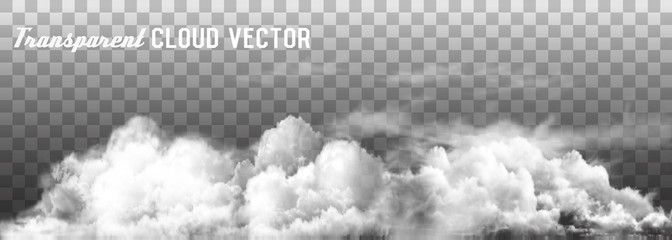 Clouds Vector On Transparent Background Cloud Vector Transparent Background Clouds