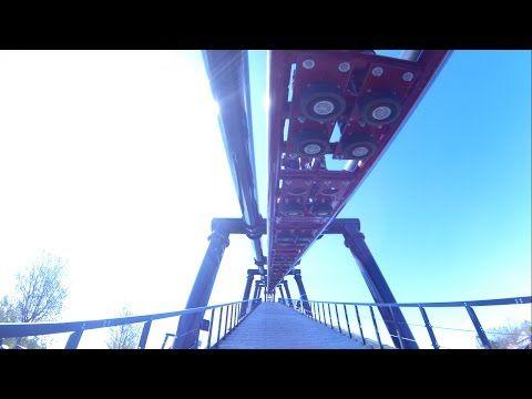 Dragekongen Djurs Sommerland Family Suspended Coaster Dragon King 4K - http://rollercoasterhq.net/dragekongen-djurs-sommerland-family-suspended-coaster-dragon-king-4k/