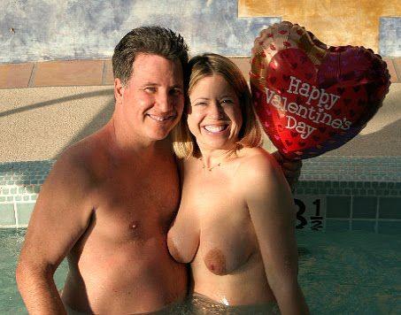 busty nude girls pov gif