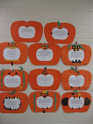 Third Grade Thinkers: Writing:Welcome to our Poetry Patch!