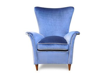 Gallery Poltrone rifatte Italian Vintage Sofa Vintage