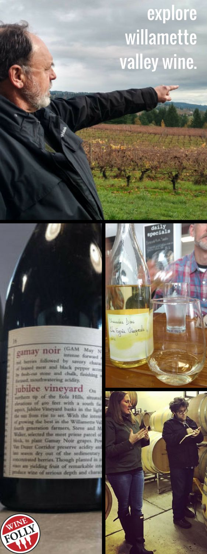 Explore Willamette Valley Wine | Oregon Pinot Noir